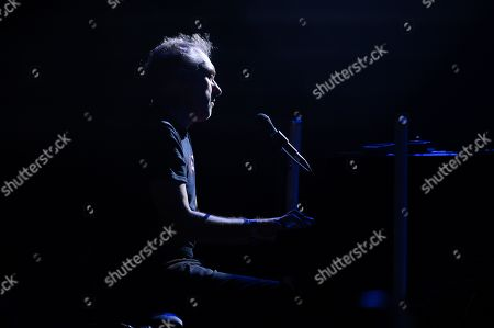 Yann Tiersen performs on the stage of the Montreux Jazz Club during the 53rd Montreux Jazz Festival (MJF), in Montreux, Switzerland, 07 July 2019. The MJF runs from June 28 to July 13 and features 450 concerts.
