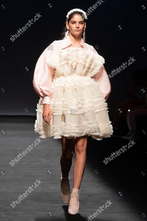 Editorial image of Becomely show, Runway, Mercedes Benz Fashion Week,  Madrid, Spain - 06 Jul 2019
