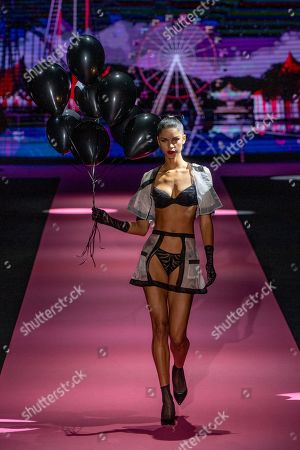 Editorial photo of Sarda Sarda show, Runway, Mercedes Benz Fashion Week, Madrid, Spain - 07 Jul 2019
