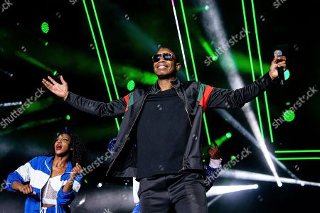 Doug E. Fresh performs at the 2019 Essence Festival at the Mercedes-Benz Superdome, in New Orleans
