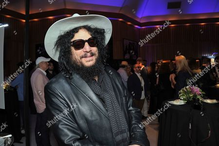 Don Was attends Ringo Starr's 11th Annual Peace and Love birthday celebration at Capitol Records Tower, in Los Angeles