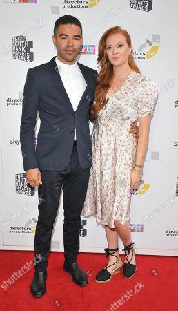 Ash Hunter and Sophie Martin