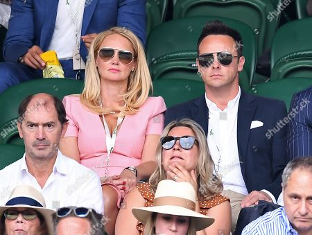 Editorial photo of Wimbledon Tennis Championships, Day 7, The All England Lawn Tennis and Croquet Club, London, UK - 08 Jul 2019