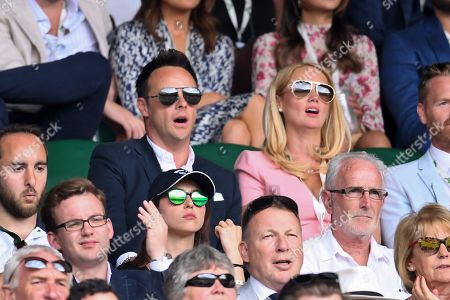 Editorial image of Wimbledon Tennis Championships, Day 7, The All England Lawn Tennis and Croquet Club, London, UK - 08 Jul 2019