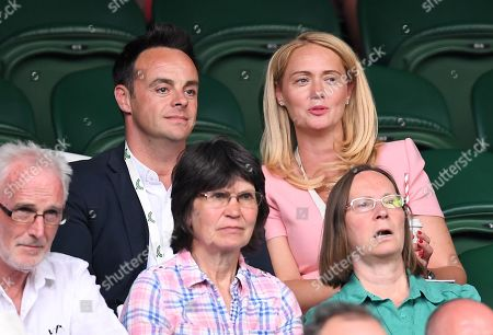 Editorial picture of Wimbledon Tennis Championships, Day 7, The All England Lawn Tennis and Croquet Club, London, UK - 08 Jul 2019