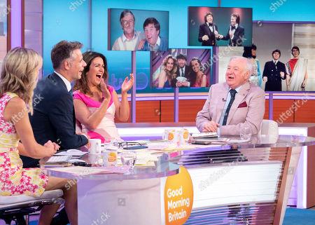 Editorial image of 'Good Morning Britain' TV show, London, UK - 08 Jul 2019