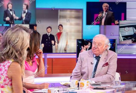Editorial photo of 'Good Morning Britain' TV show, London, UK - 08 Jul 2019