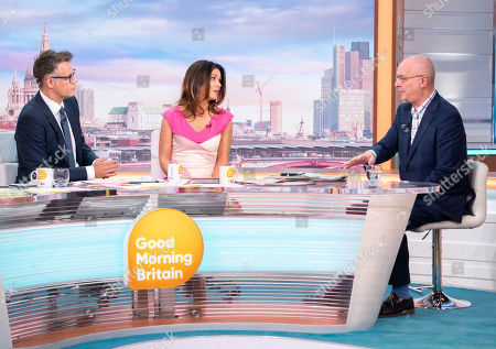 Editorial picture of 'Good Morning Britain' TV show, London, UK - 08 Jul 2019