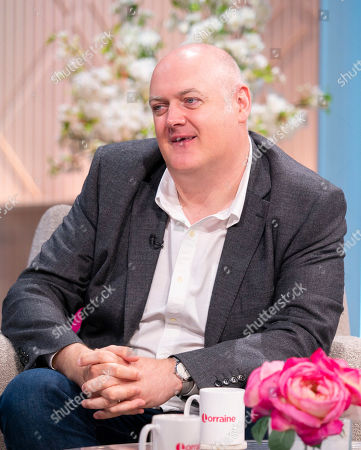 Editorial picture of 'Lorraine' TV show, London, UK - 08 Jul 2019
