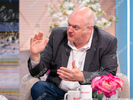 Stock Image of Dara O'Briain