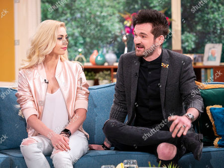 Chloe Crawford and Colin Cloud