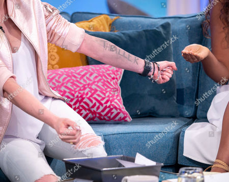Editorial image of 'This Morning' TV show, London, UK - 08 Jul 2019