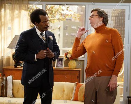 Jamie Foxx as George and Stephen Tobolowsky as Harry