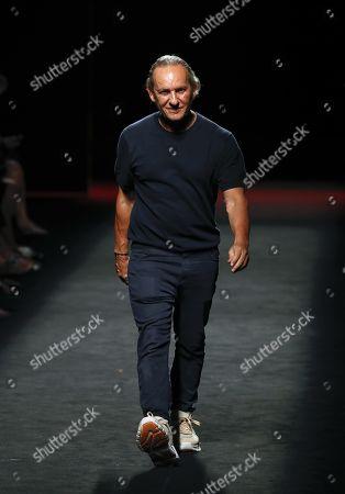 Editorial image of Custo show, Runway, Mercedes Benz Fashion Week, Madrid, Spain - 08 Jul 2019