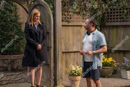 Laura Linney as Mary Ann Singleton and Alan Poul Director