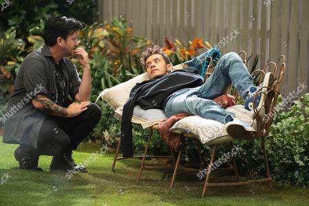 Silas Howard Director and Garcia as Jake Rodriguez