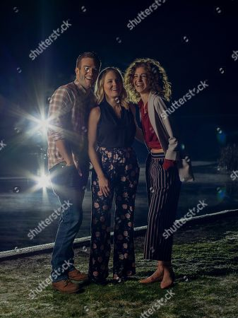 Andy Favreau as Harry, Erika Christensen as Alice and Carmel Amit as Emily
