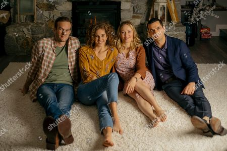 Andy Favreau as Harry, Carmel Amit as Emily, Erika Christensen as Alice and Antonio Cupo as Joe