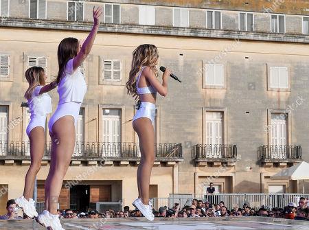 Editorial photo of Isle of MTV, Concert, Malta - 09 Jul 2019