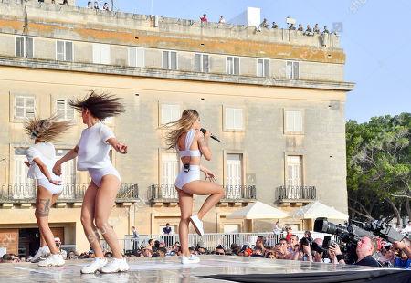 Editorial picture of Isle of MTV, Concert, Malta - 09 Jul 2019