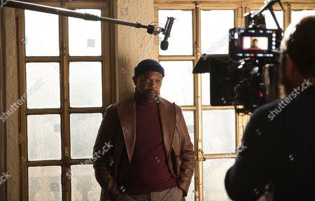 Samuel L. Jackson as John Shaft