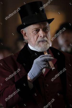 Gerald McRaney as George Hearst