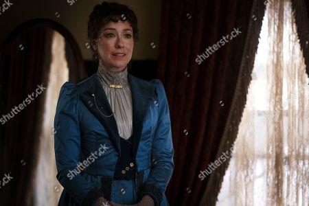 Molly Parker as Alma Ellsworth
