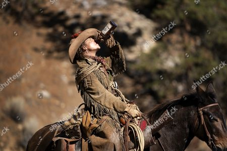 Stock Picture of Robin Weigert as Calamity Jane