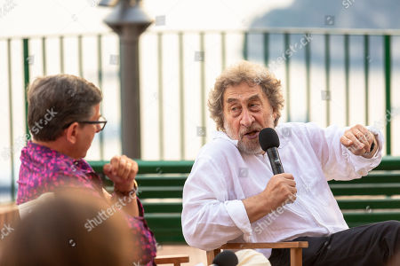 Stock Image of Howard Jacobson
