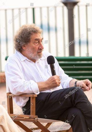 Editorial photo of 'The Conversations' symposium, Capri, Italy - 07 Jul 2019