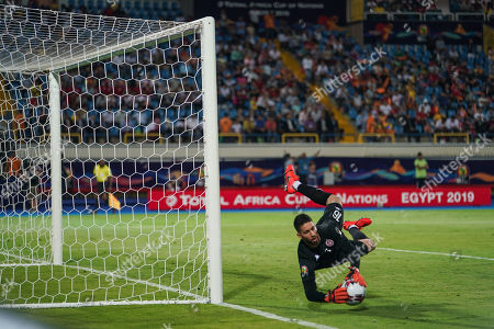 Editorial picture of Ghana v Tunisia - African Cup of Nations, Ismailia, USA - 08 Jul 2019