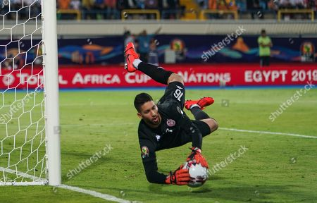 Editorial photo of Ghana v Tunisia - African Cup of Nations, Ismailia, USA - 08 Jul 2019