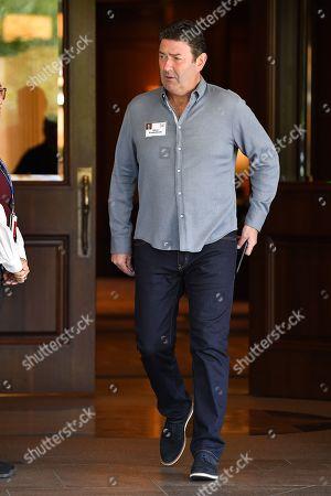 Steve Easterbrook, CEO of McDonald's