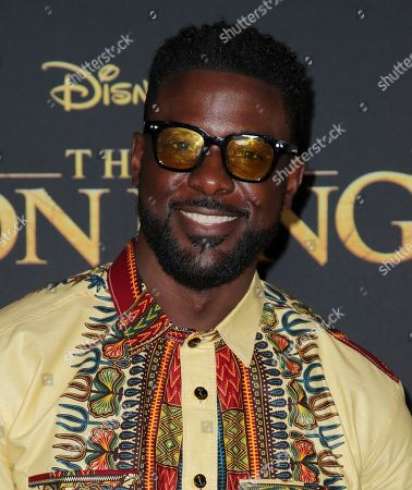 Editorial picture of 'The Lion King' film premiere, Arrivals, Dolby Theatre, Los Angeles, USA - 09 Jul 2019