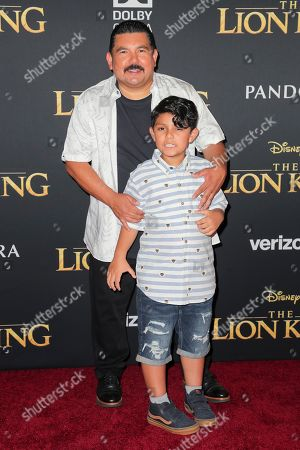 Guillermo Rodriguez and Benjamin Rodriguez