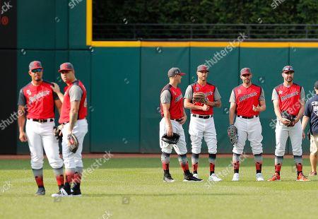 Photos de stock de Major League Baseball All Star Game