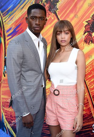 Damson Idris, Reign Edwards