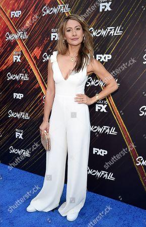 Editorial photo of 'Snowfall' TV series season three premiere, Los Angeles, USA - 08 Jul 2019