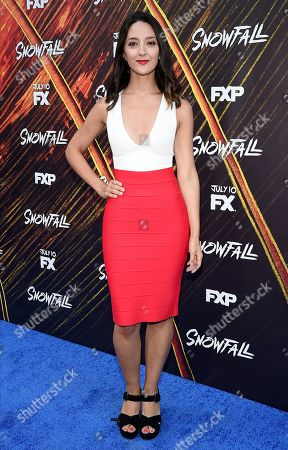 Editorial picture of 'Snowfall' TV series season three premiere, Los Angeles, USA - 08 Jul 2019