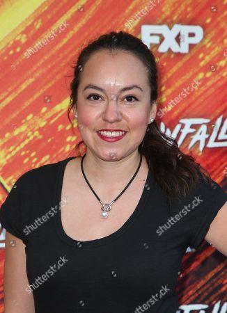 Stock Photo of Natalia Mejia