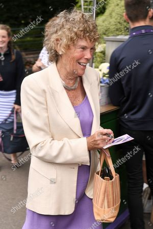 Editorial photo of Wimbledon Tennis Championships, Day 8, The All England Lawn Tennis and Croquet Club, London, UK - 09 Jul 2019