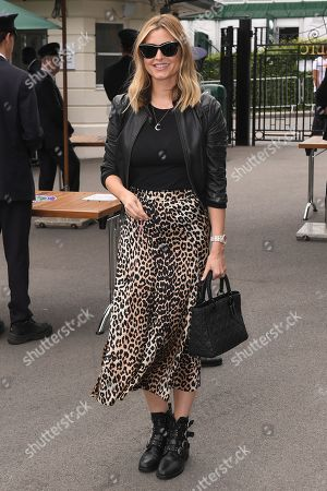 Stock Picture of Holly Valance