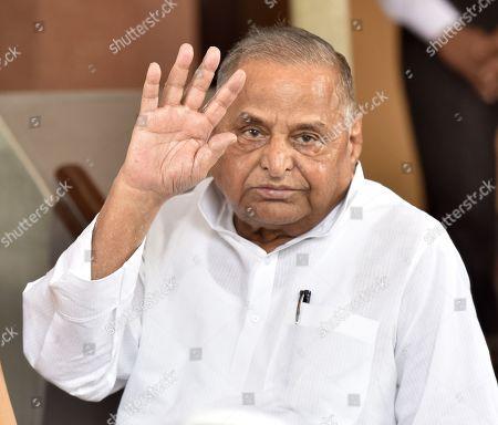 Mulayam Singh Yadav, Samajvadi Party MP