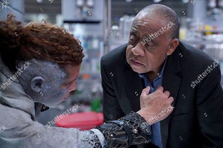 Stock Image of Barry Shabaka Henley as Dr. Marcus Benson