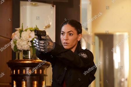 "Natalia Cordova-Buckley as Elena ""Yo-Yo"" Rodriguez"