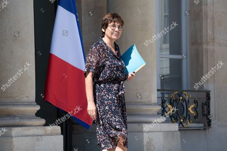 French Minister for Overseas Annick Girardin