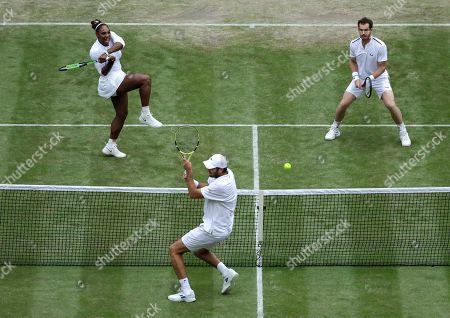 Editorial picture of Wimbledon Tennis, London, United Kingdom - 09 Jul 2019
