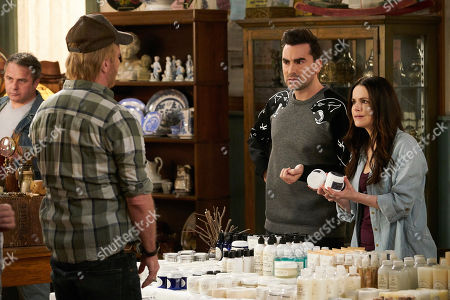 Editorial photo of 'Schitt's Creek' TV Show Season 5 - 2019
