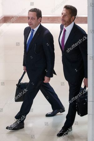 Editorial image of Felix Sater testifies before the House Intelligence Committee behind closed doors, Washington, USA - 09 Jul 2019