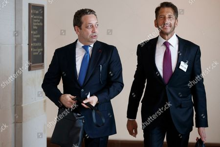 Editorial photo of Felix Sater testifies before the House Intelligence Committee behind closed doors, Washington, USA - 09 Jul 2019